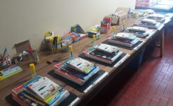 Entrega de Kits Escolares y Agendas 2021